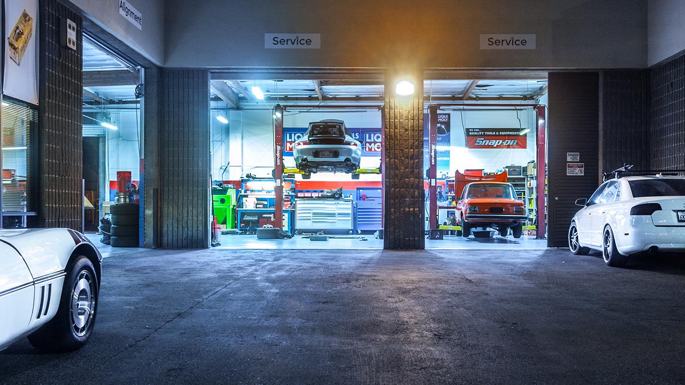 Auto Performance Shop >> San Carlos Auto Performance Car Shop Photography On Behance
