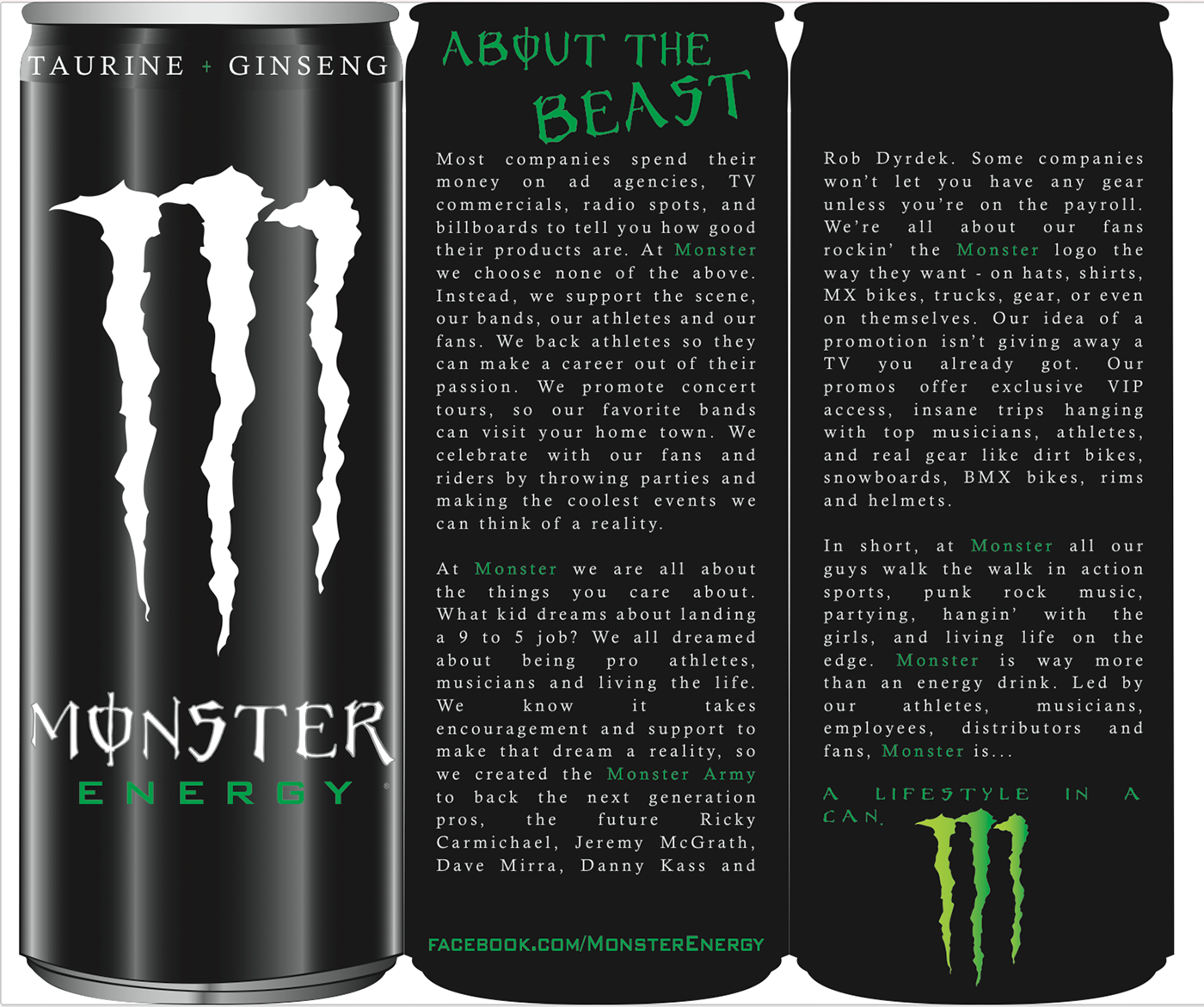 monster energy brochure Read ratings and reviews for energy monster - solar installer, solar energy  auditor, solar electrical contractor, solar general  brochure & media gallery.