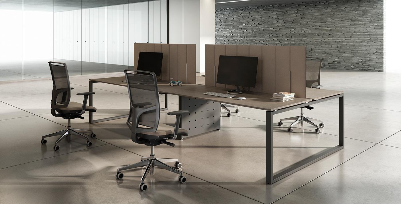 Cgi office furniture operative desk 2017 on wacom gallery for Interior design ausbildung
