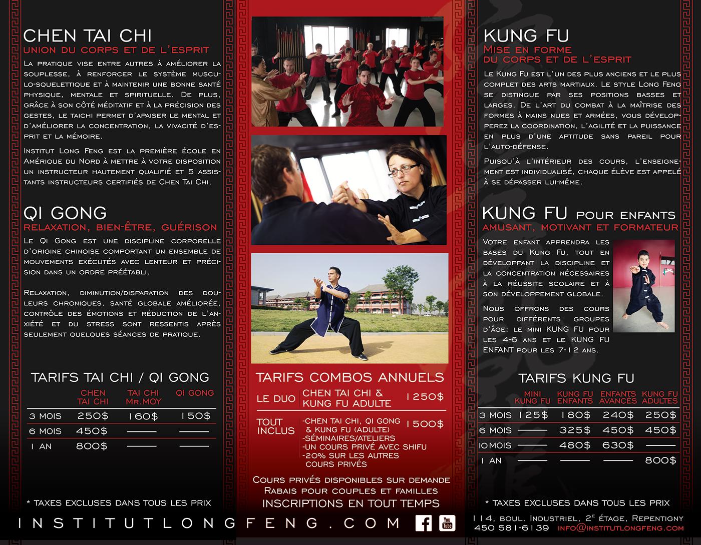 lorigine del kung fu