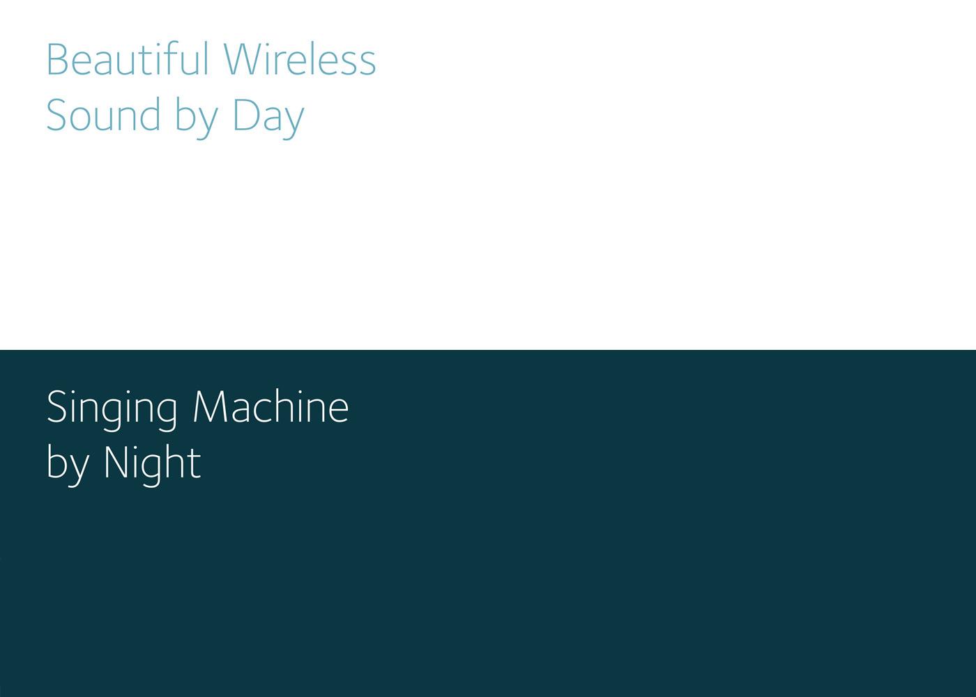 Singing Machine karaoke speaker brand identity Logotype brand guidelines styleguide UI Website Design TV interface