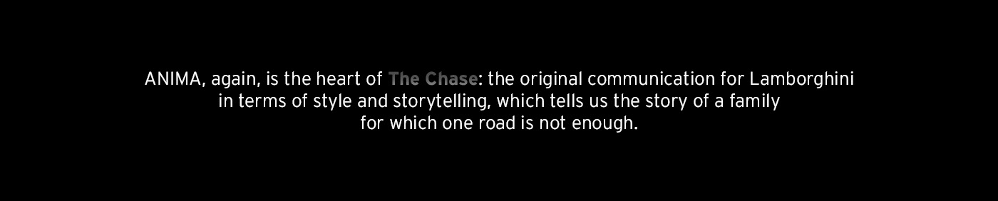 automotive   Chase commercial desert havas Lambo lamborghini unlock any road Urus Web Film