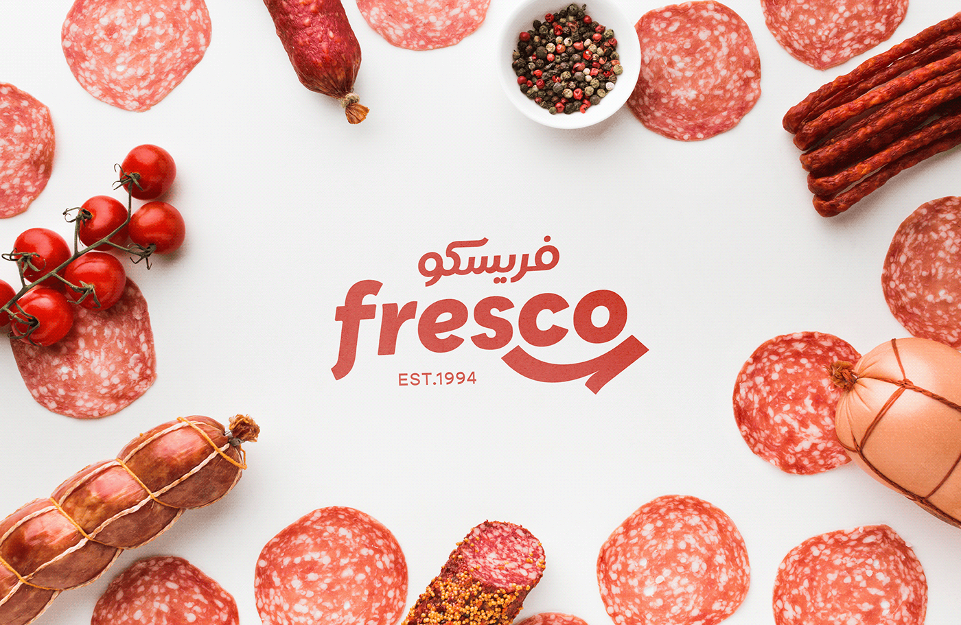 chicken Food  fresco meat procced manufacturing