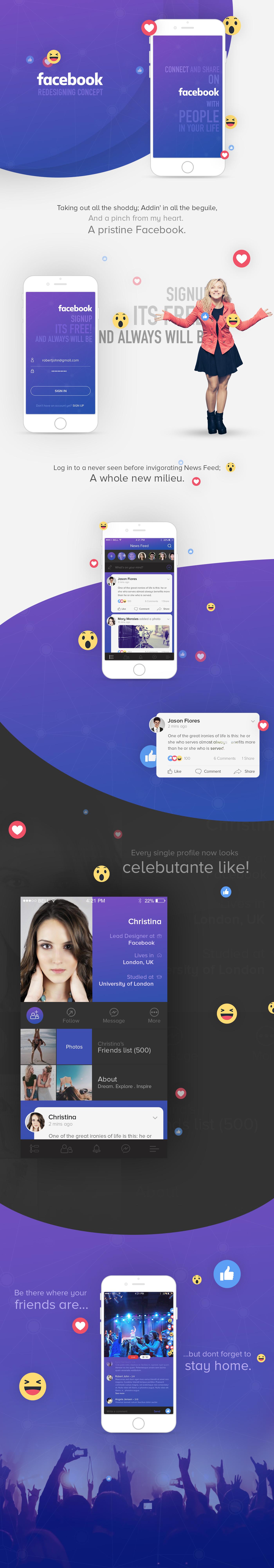 user interface design ui design UX design UI ux graphic design  redesign iphone app concept branding