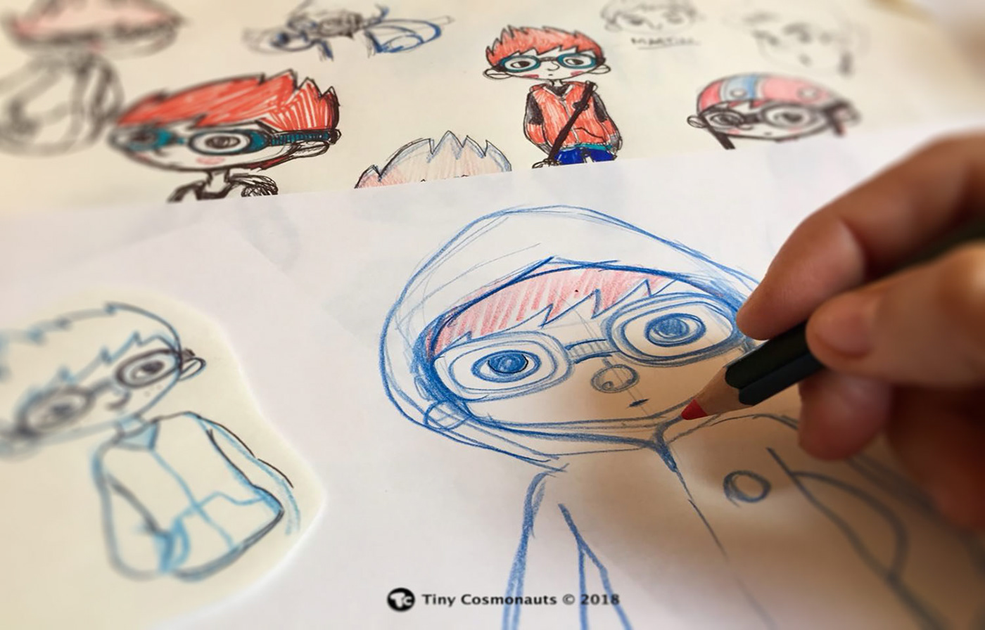 animation  animation 2d background design Character design  Bullying acoso escolar adobe