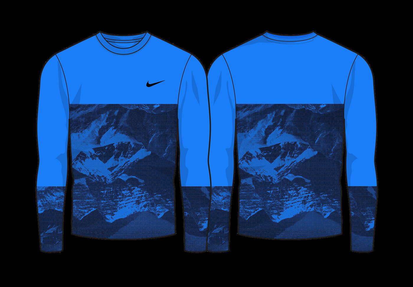 Nike apparel Clothing athletics tshirt