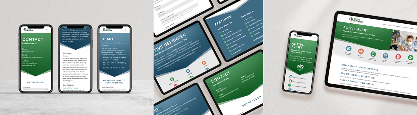 copywriting  css HTML information architecture  mobile Project Management Responsive ui design Web Design  wireframe