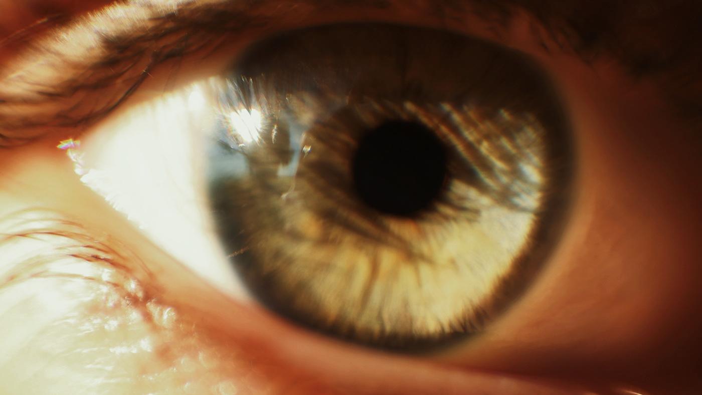 Image may contain: eyes, organ and close-up