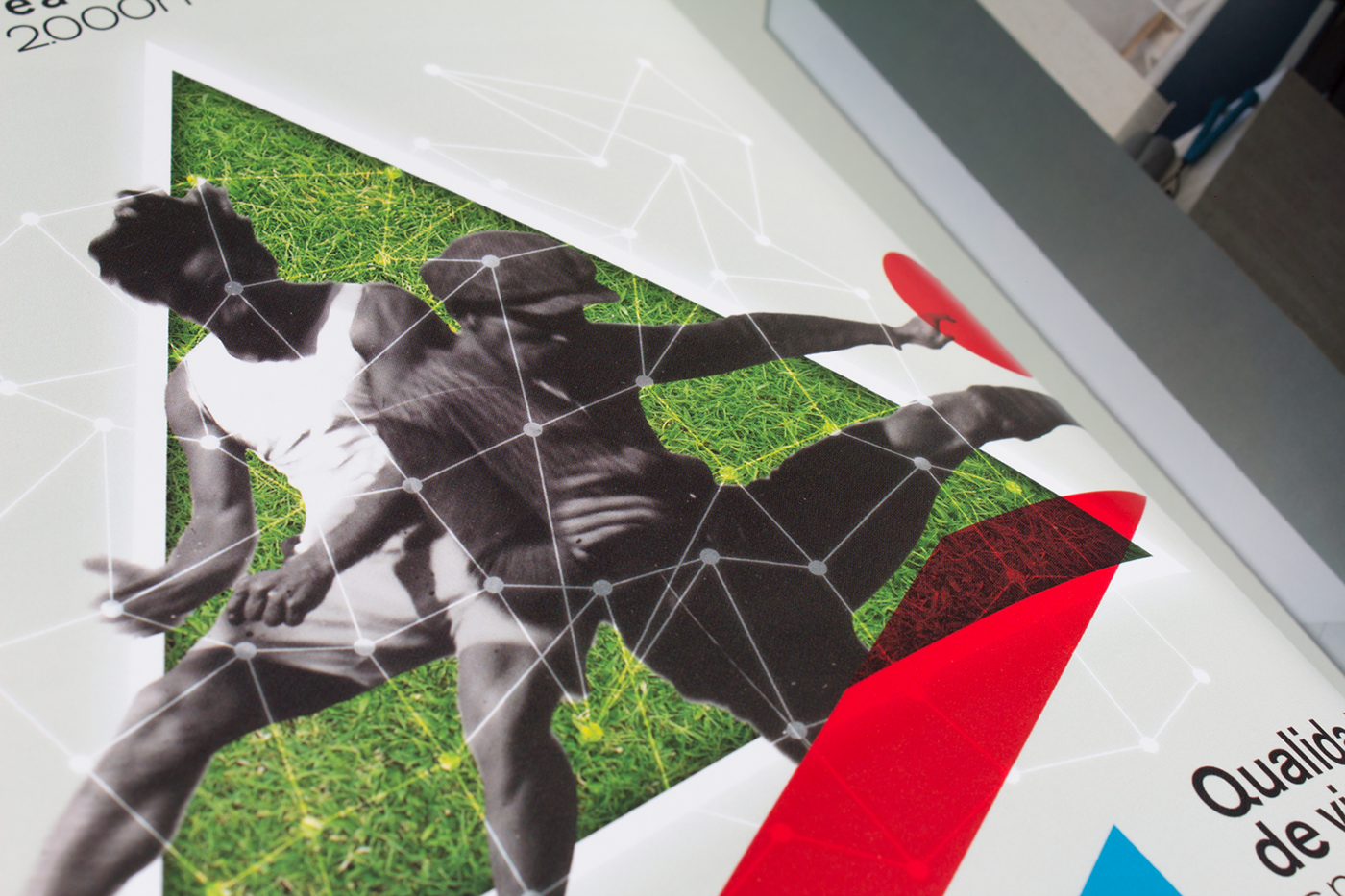 breslau 3D building brochure collage