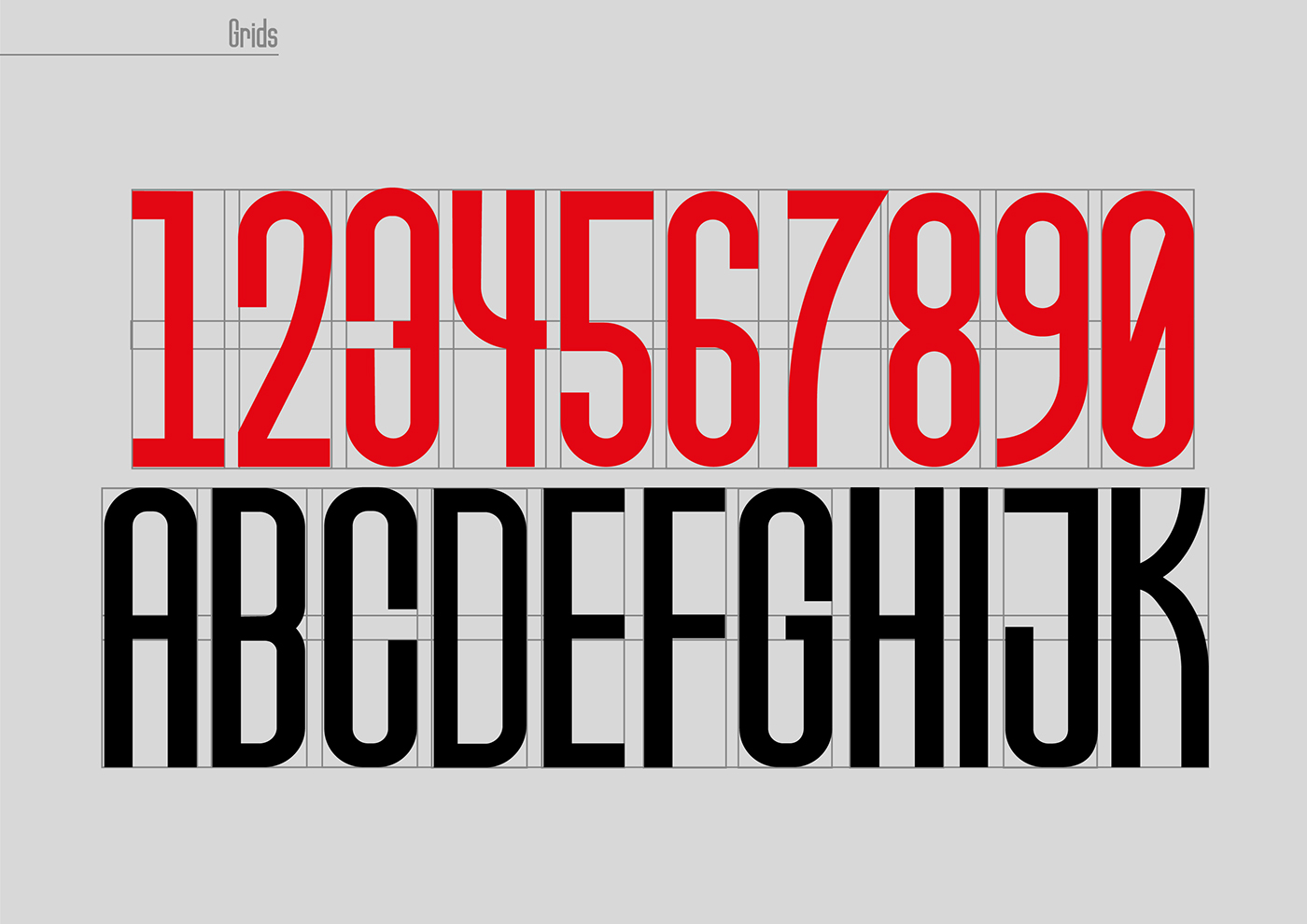 type Typeface graphic design condensed free font colour berlin letters letterforms