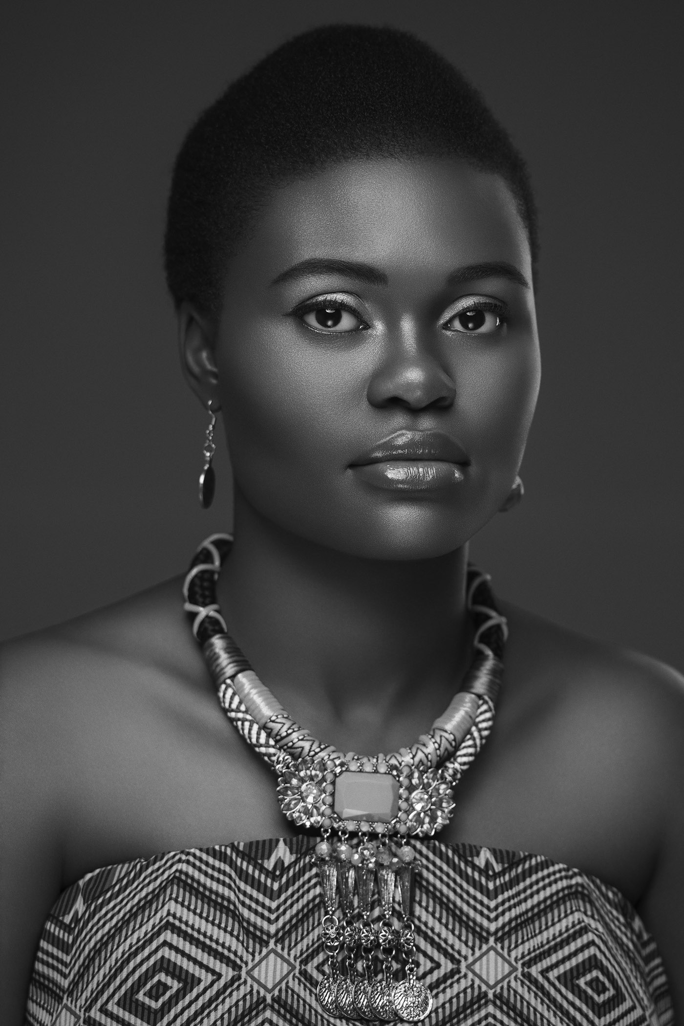 portrait retouching  retouch woman Haitian girl Santiago Dominican republic Photography