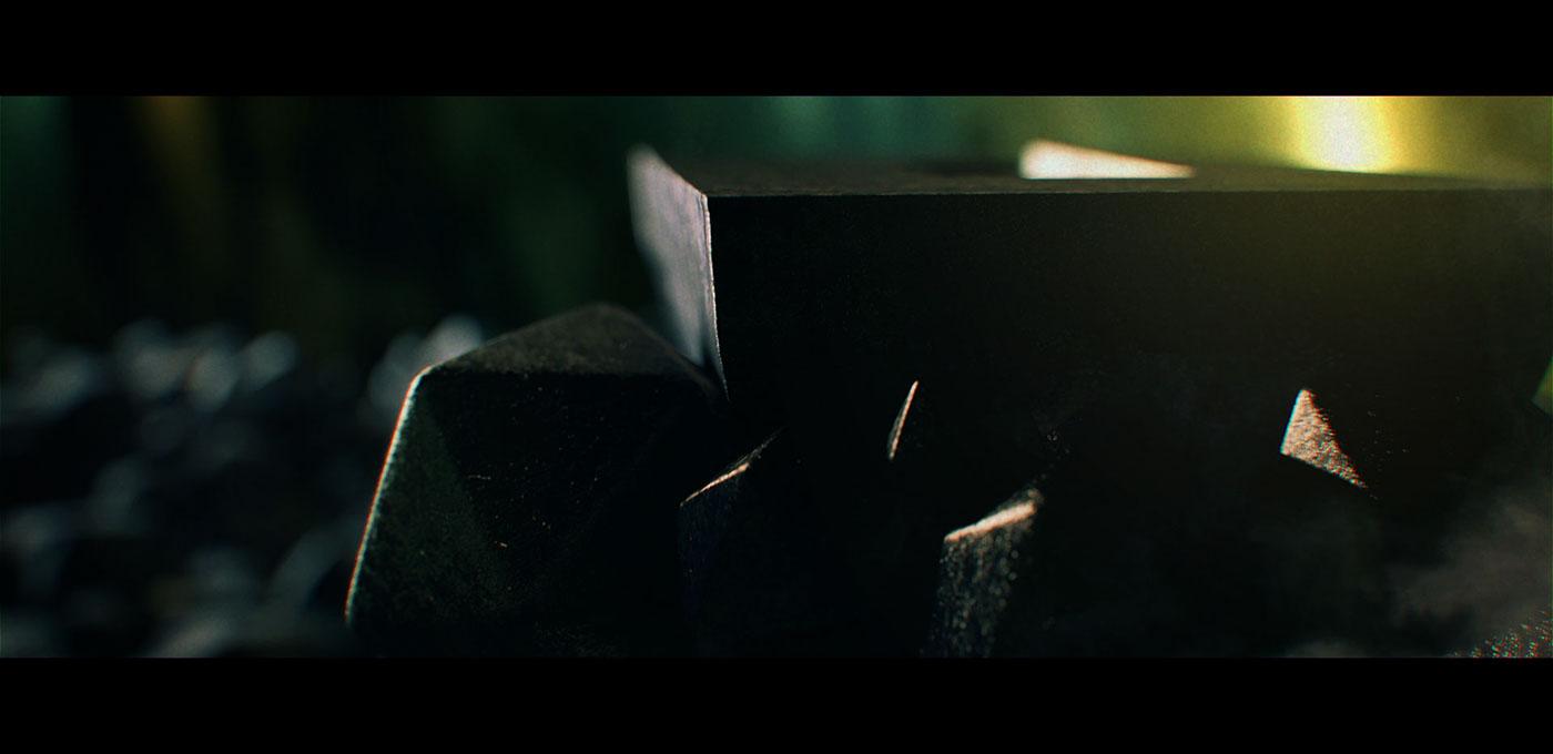 cinema 4d creative after effects vfx loukman lighting