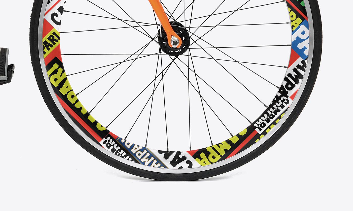Bicycle Campari Custom