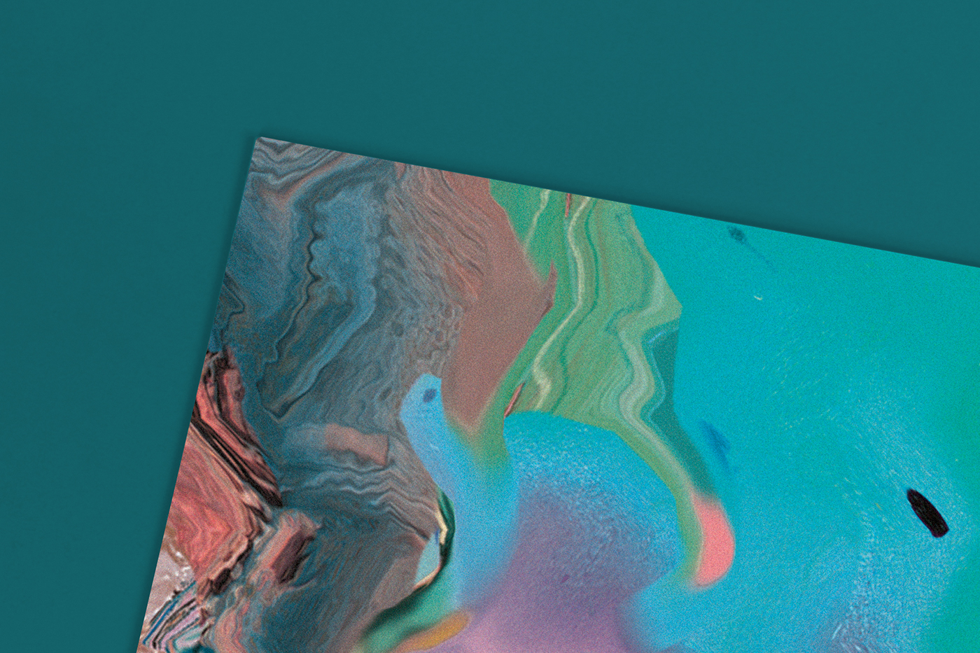 Album cover artwork music vinyl albumcover ep distort Glitch cd