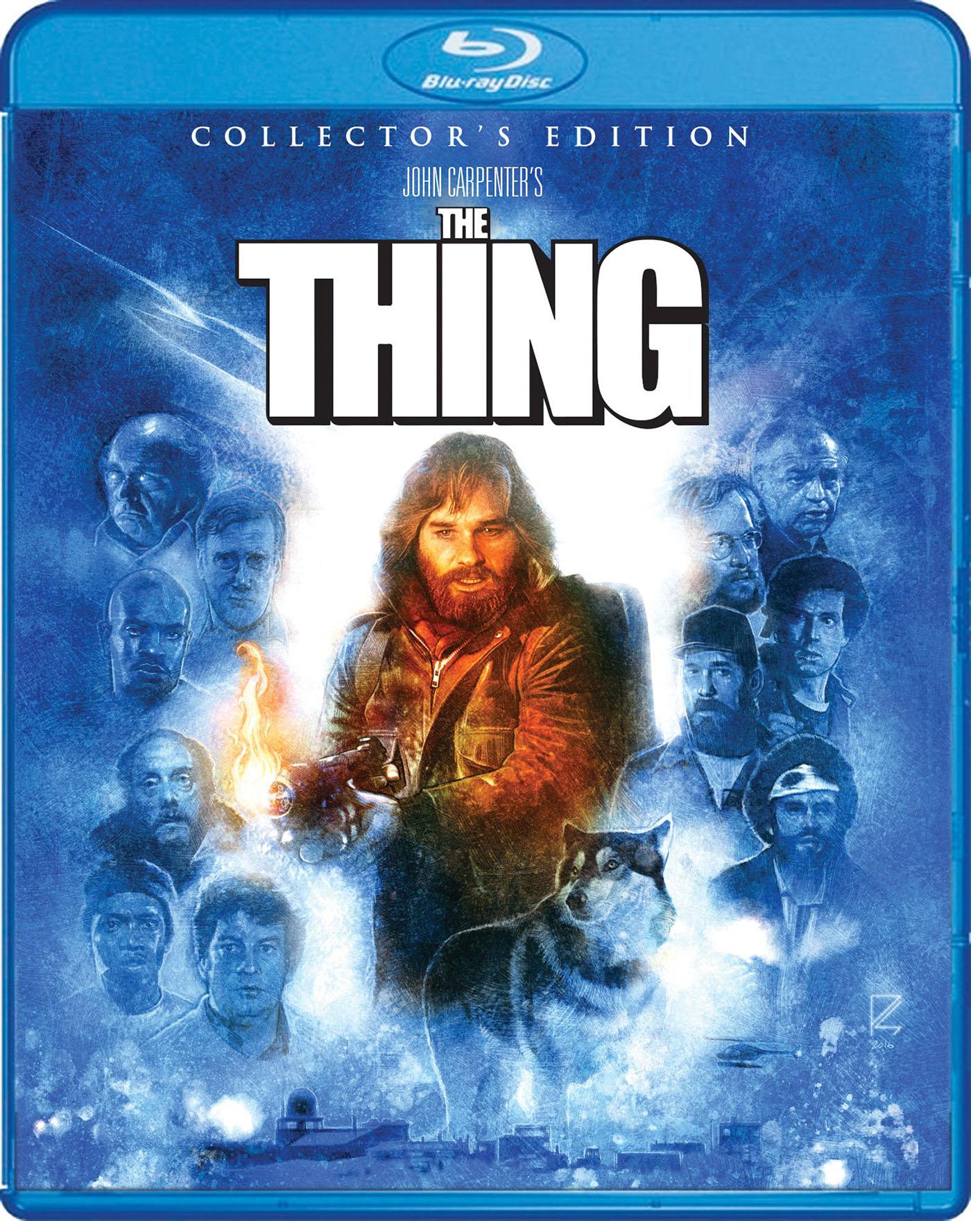 John Carpenter's The Thing on Behance