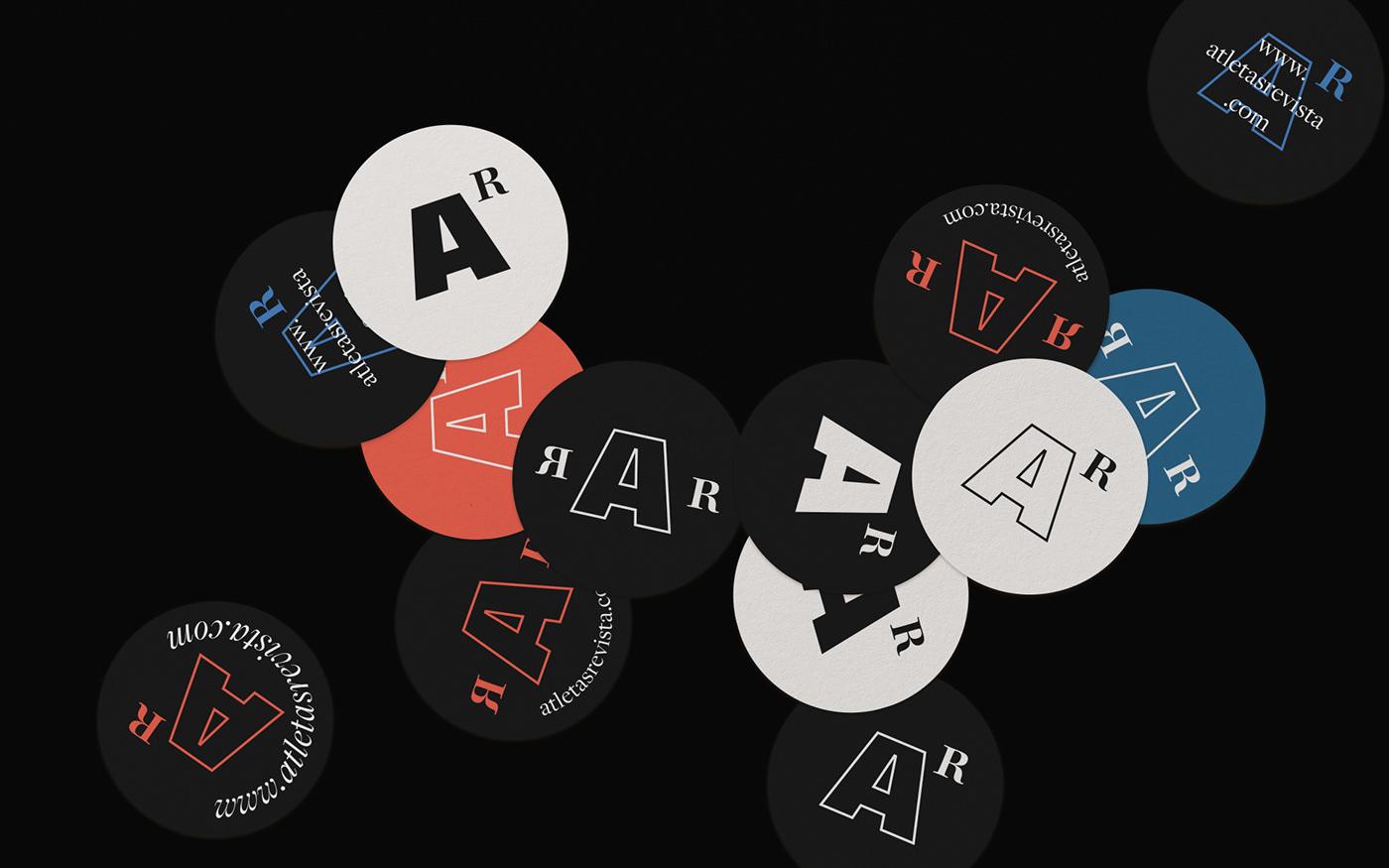 branding  visual identity identity logo Logotype lettering typography   magazine literature arts