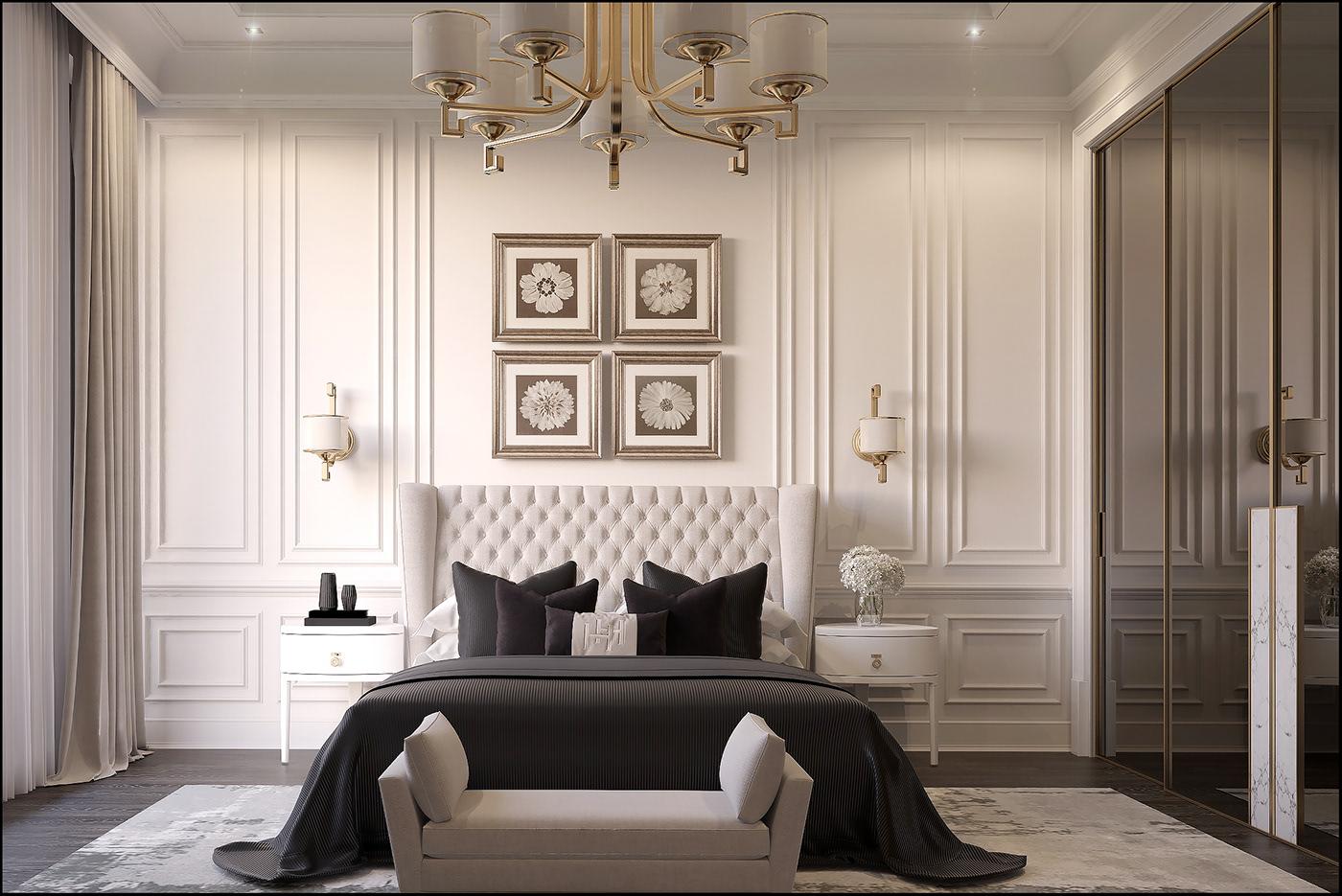 極美的44張臥室設計欣賞