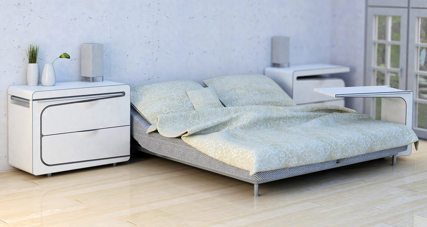 Adobe Portfolio Maria Cichy marika cichy Bed side table