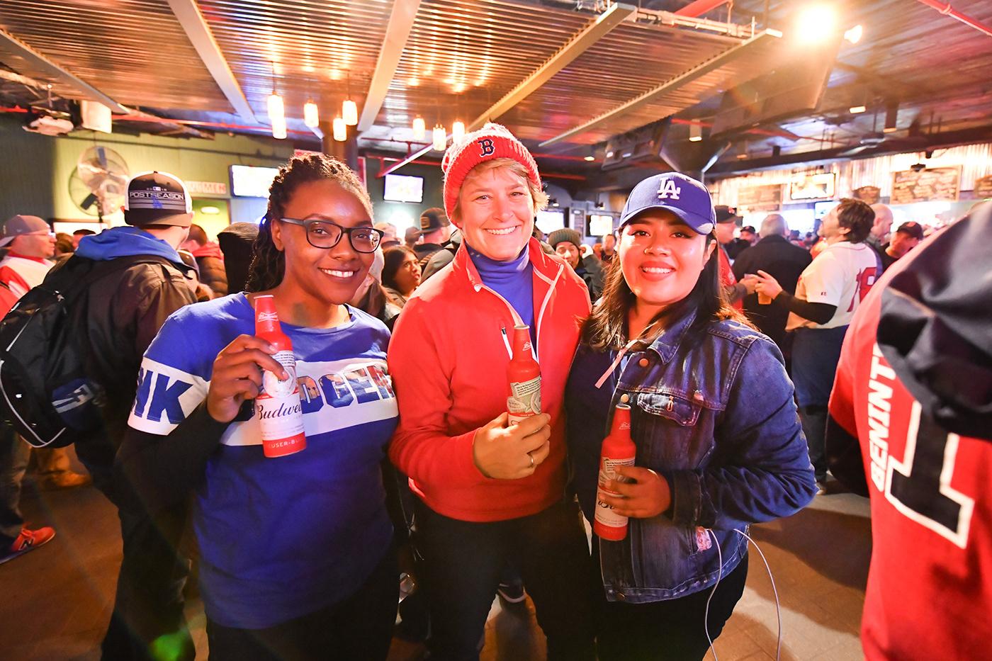 World Series Game 2 Fenway Park on Behance