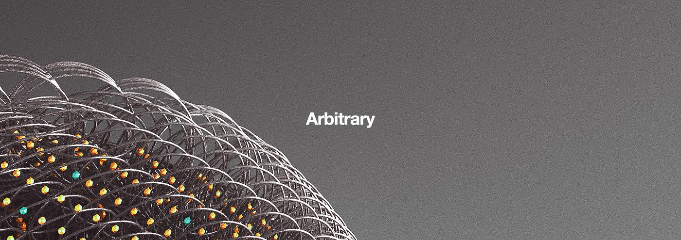 Arbitrary on Behance