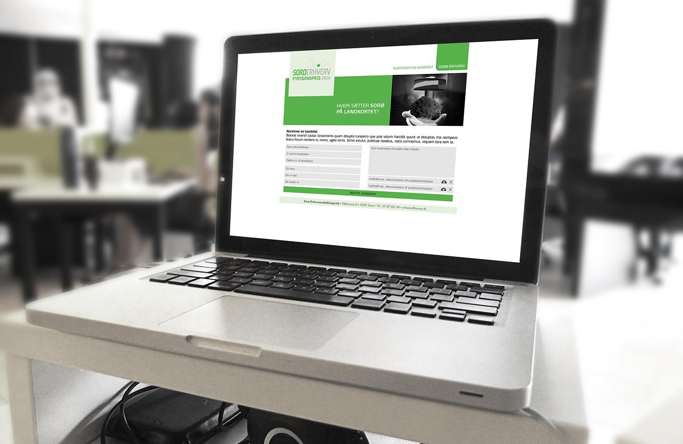 Webdesign design ux