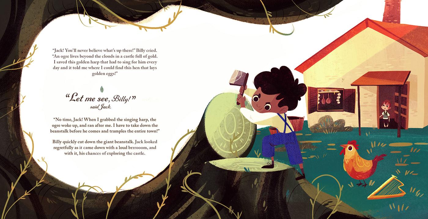 childrensbook picturebook Beatriz Mayumi beatrizmayumi visualdevelopment livroinfantil childrens book fairytale