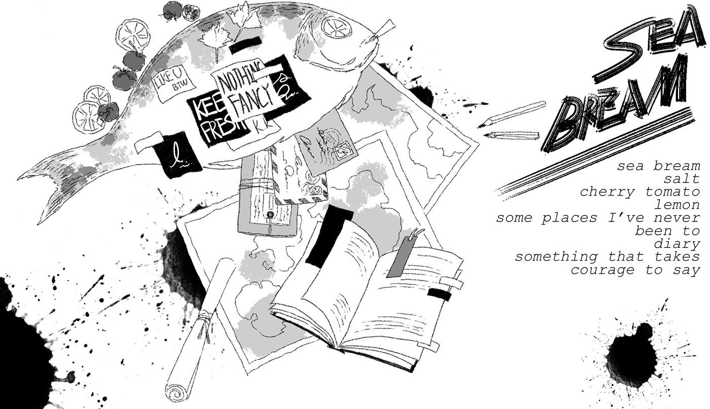 digitalart Drawing  ILLUSTRATION
