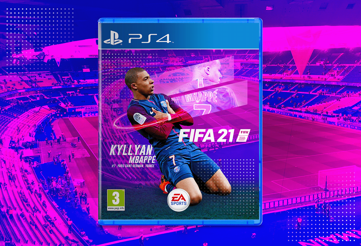 FIFA 21 | Cover Art Concepts on Behance