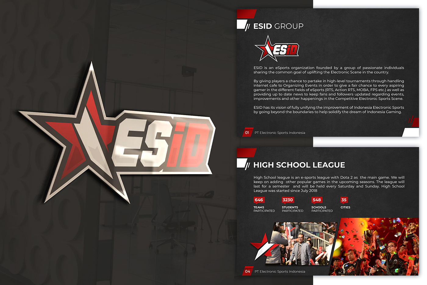gunawan Leman portfolio game design  esports Mobile Legends