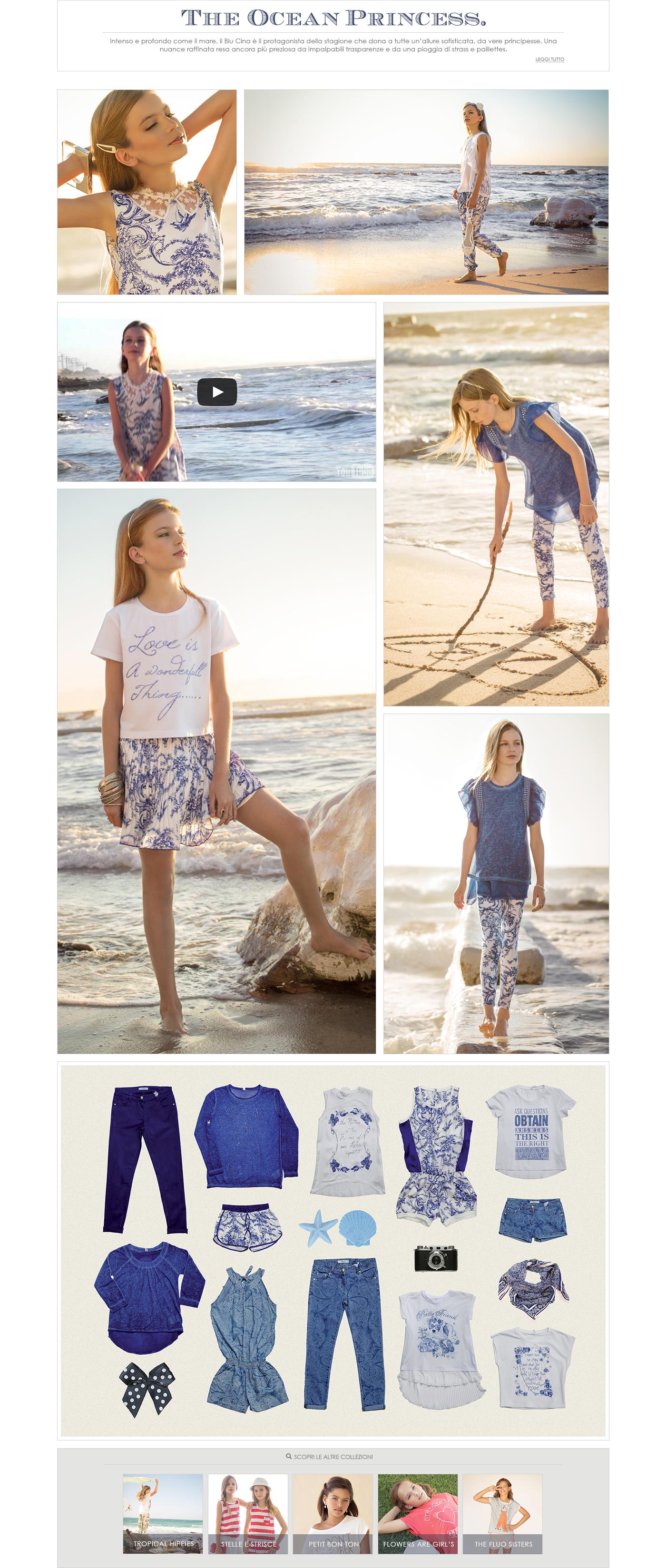 to be too clothes site vestiti Abbigliamento kids Website