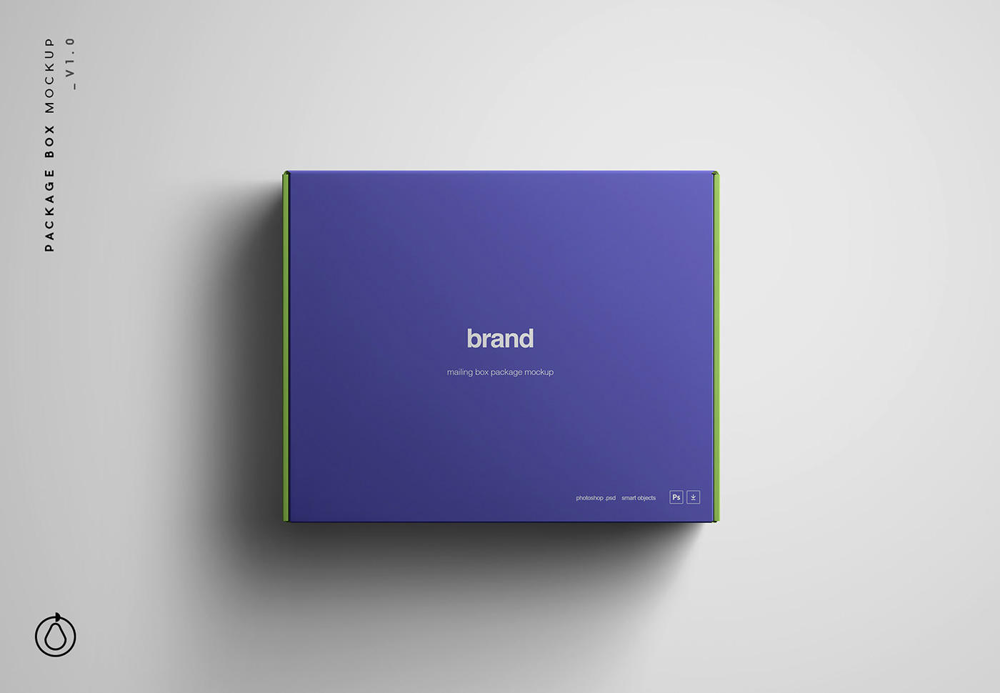 Package Box Mockup On Behance
