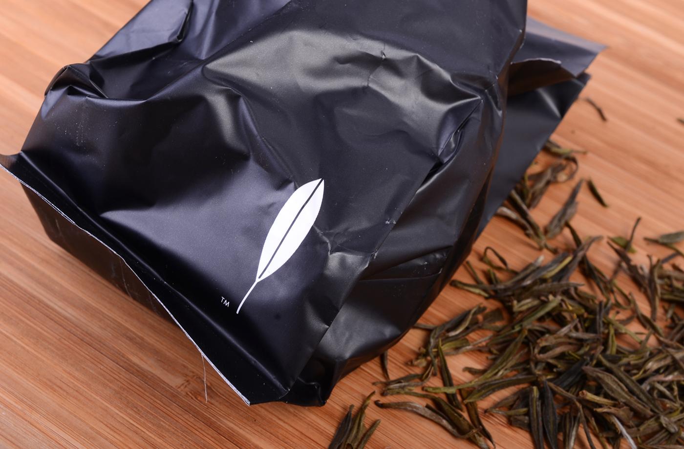 tea konrad Sybilski identity chinese tin box leaf sharing black drink metal china Minimalism paper