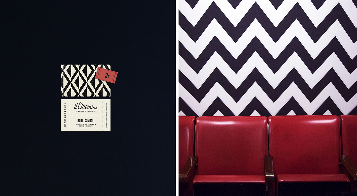 branding  Cinema Movies Kubrick pattern vintage shining geometry Film   Theatre