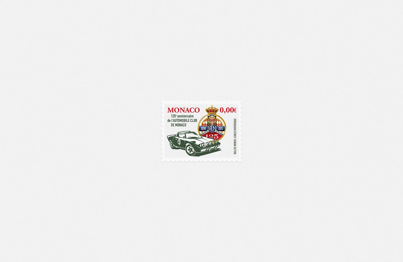 stamps car Cars lecoupdulapin print