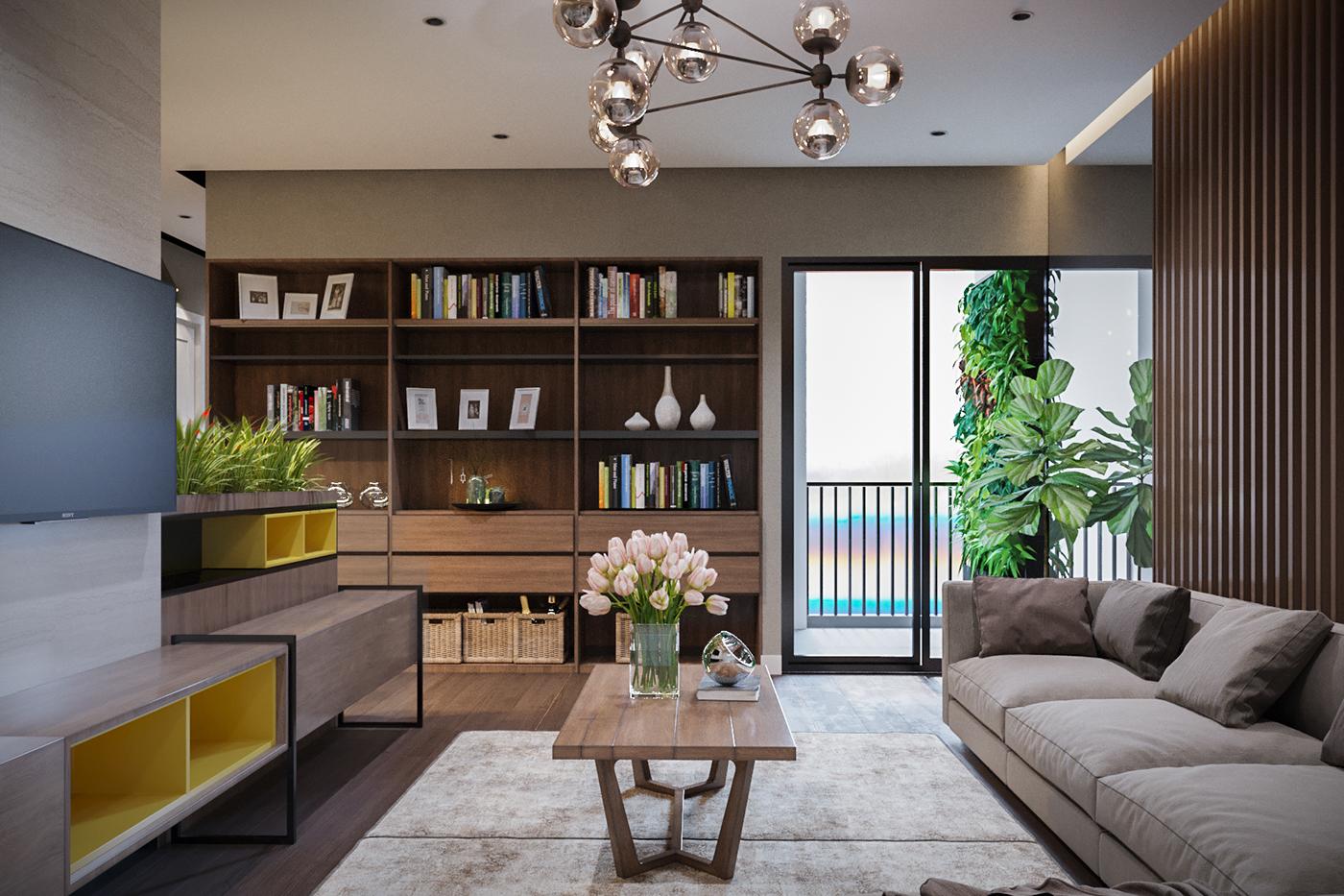 Japanese Style Apartment On Behance,300 Square Feet Apartment Floor Plan