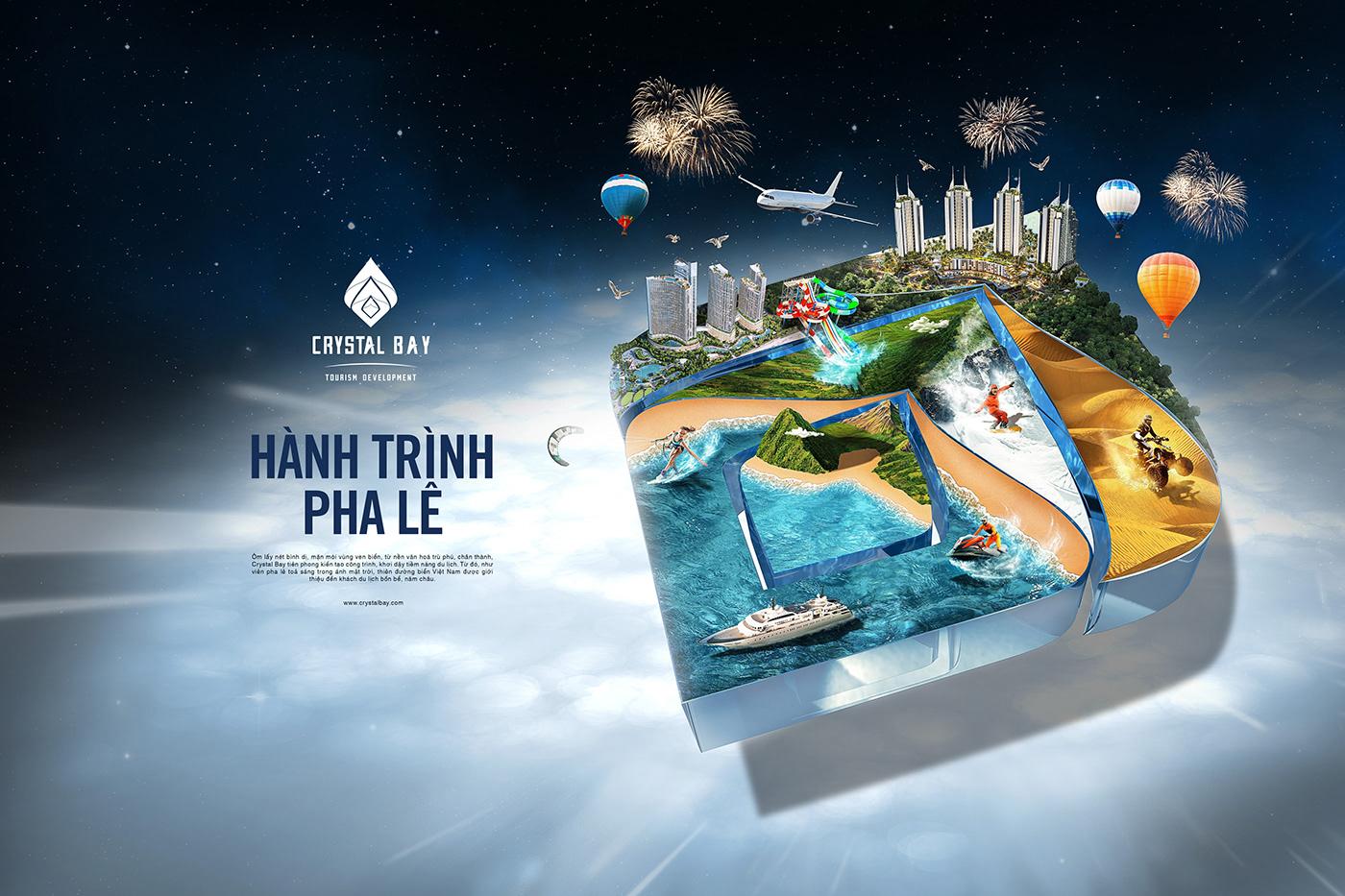 Image may contain: screenshot, poster and swimming
