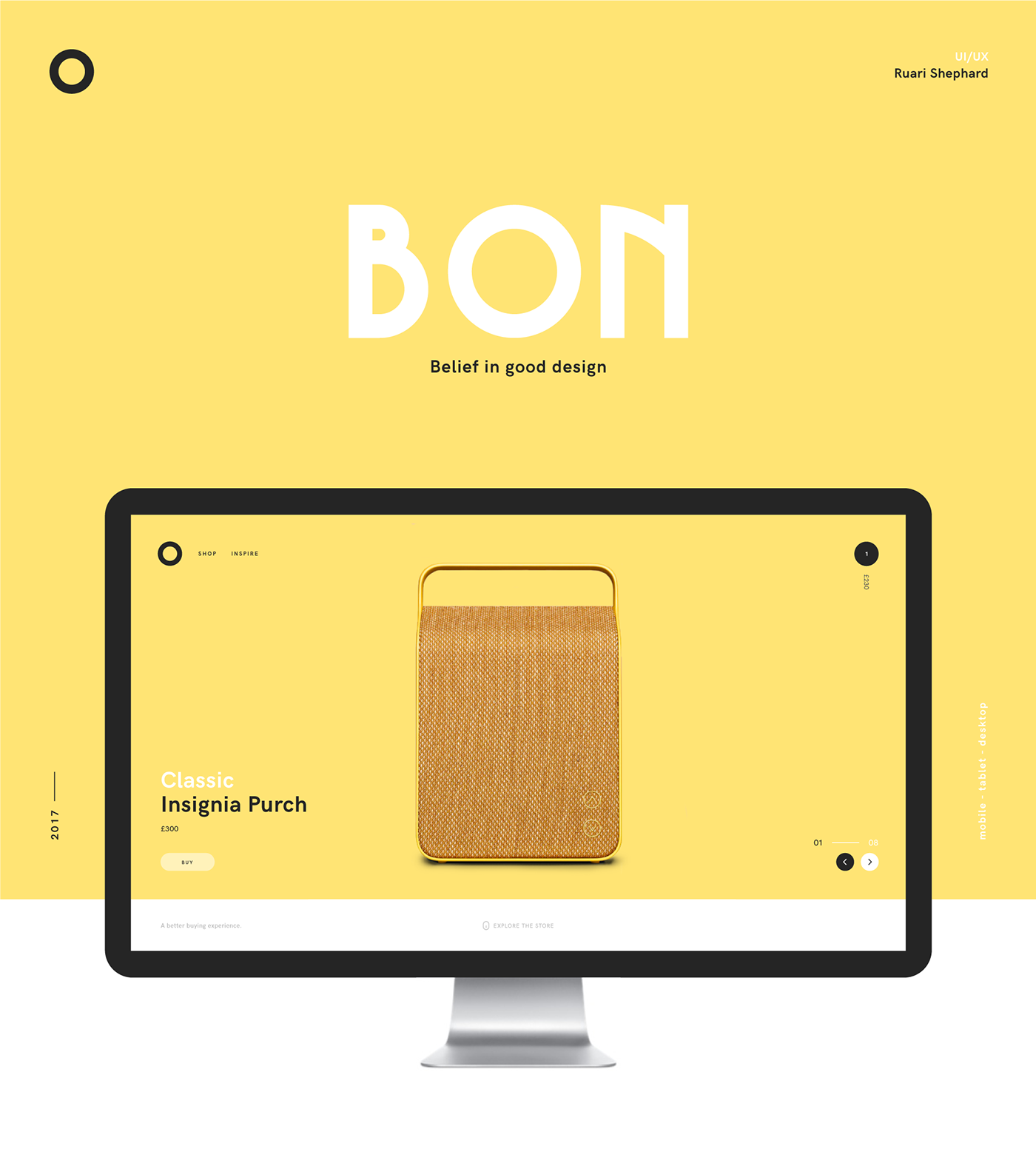 art direction  branding  Webdesign Interaction design  ux/ui graphic design  product design  design furniture shop