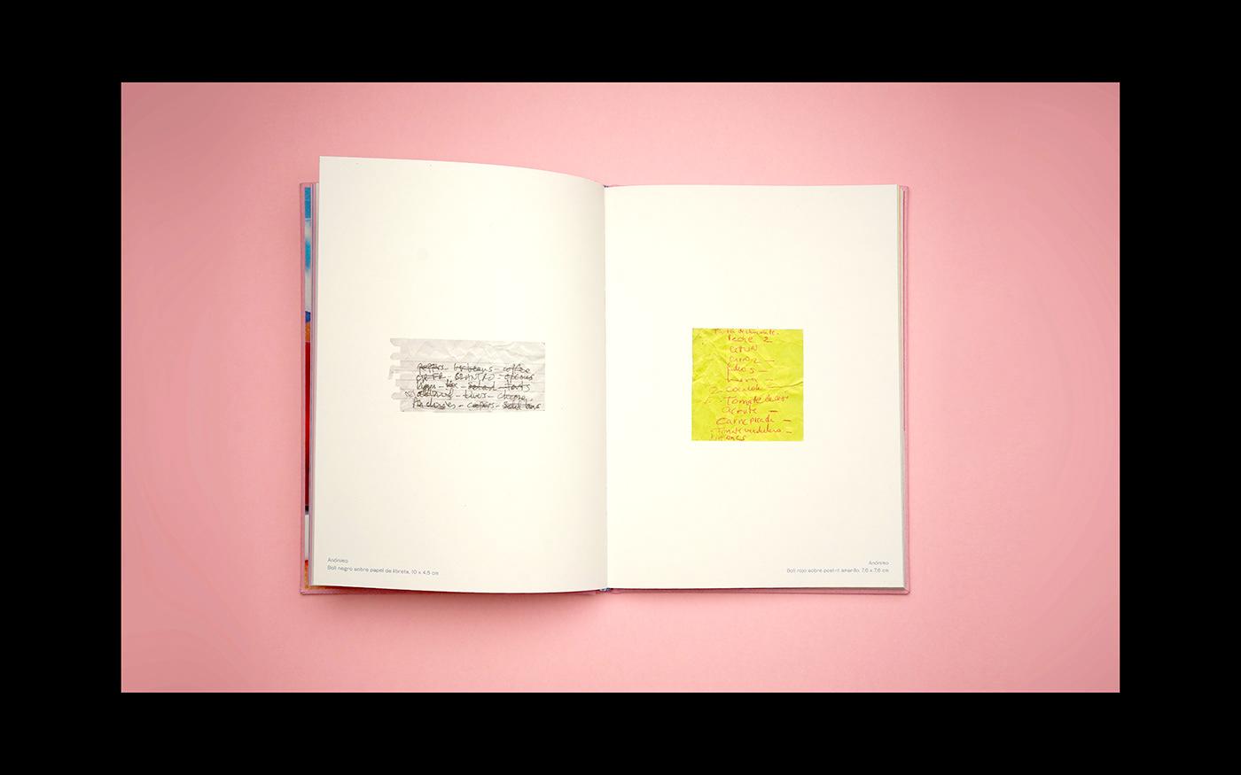 Image may contain: handwriting and book