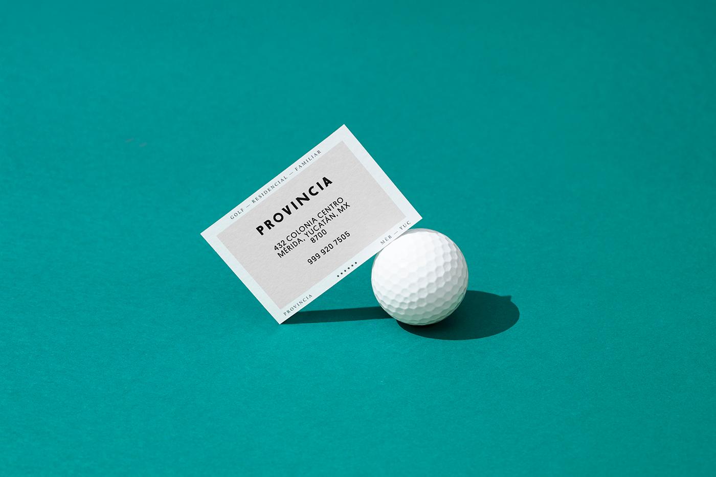 golf real estate inmobiliaria brochure