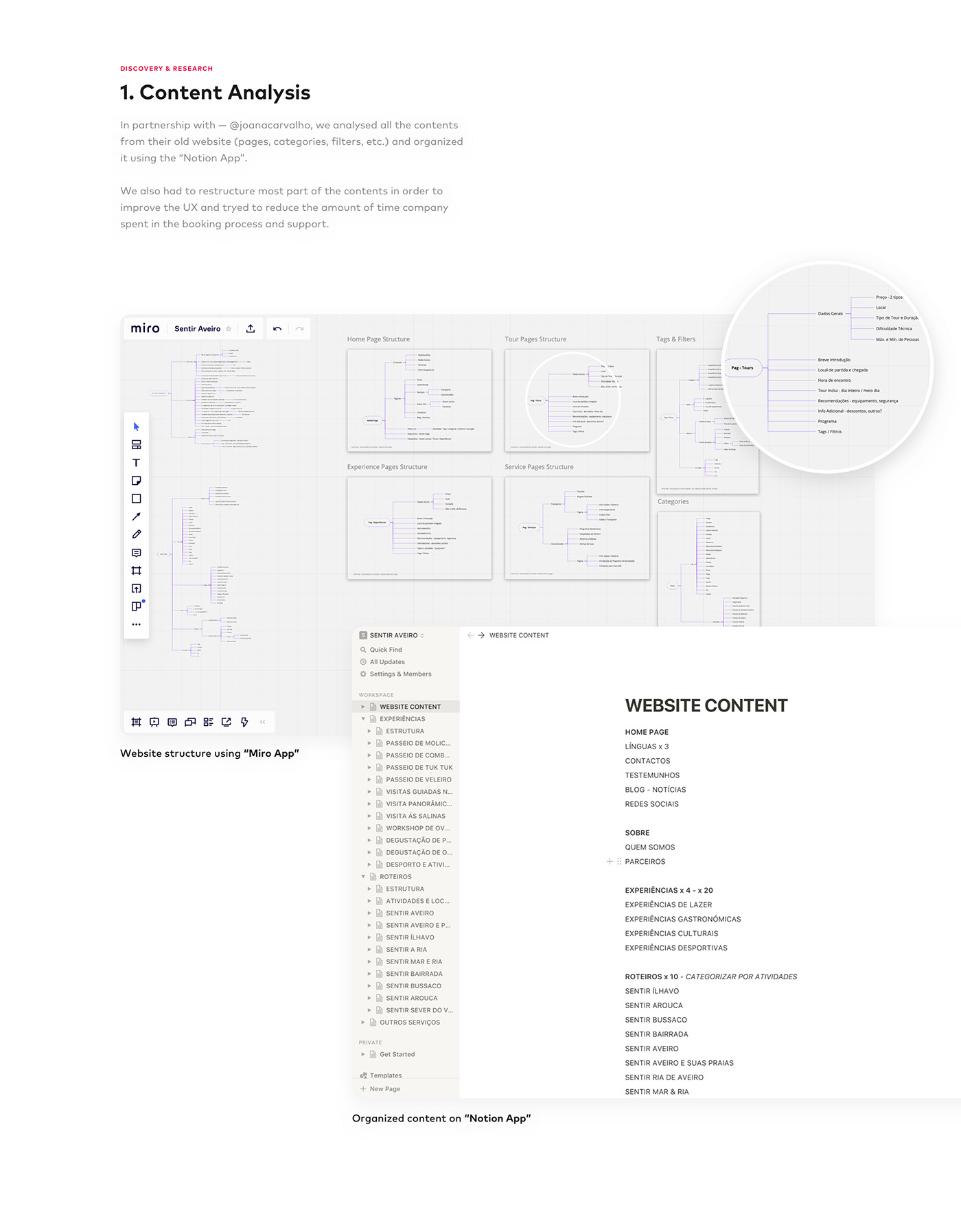 UI&UX   Web Design  tourism agency tours Aveiro graphic design  Booking platform ui design UX design