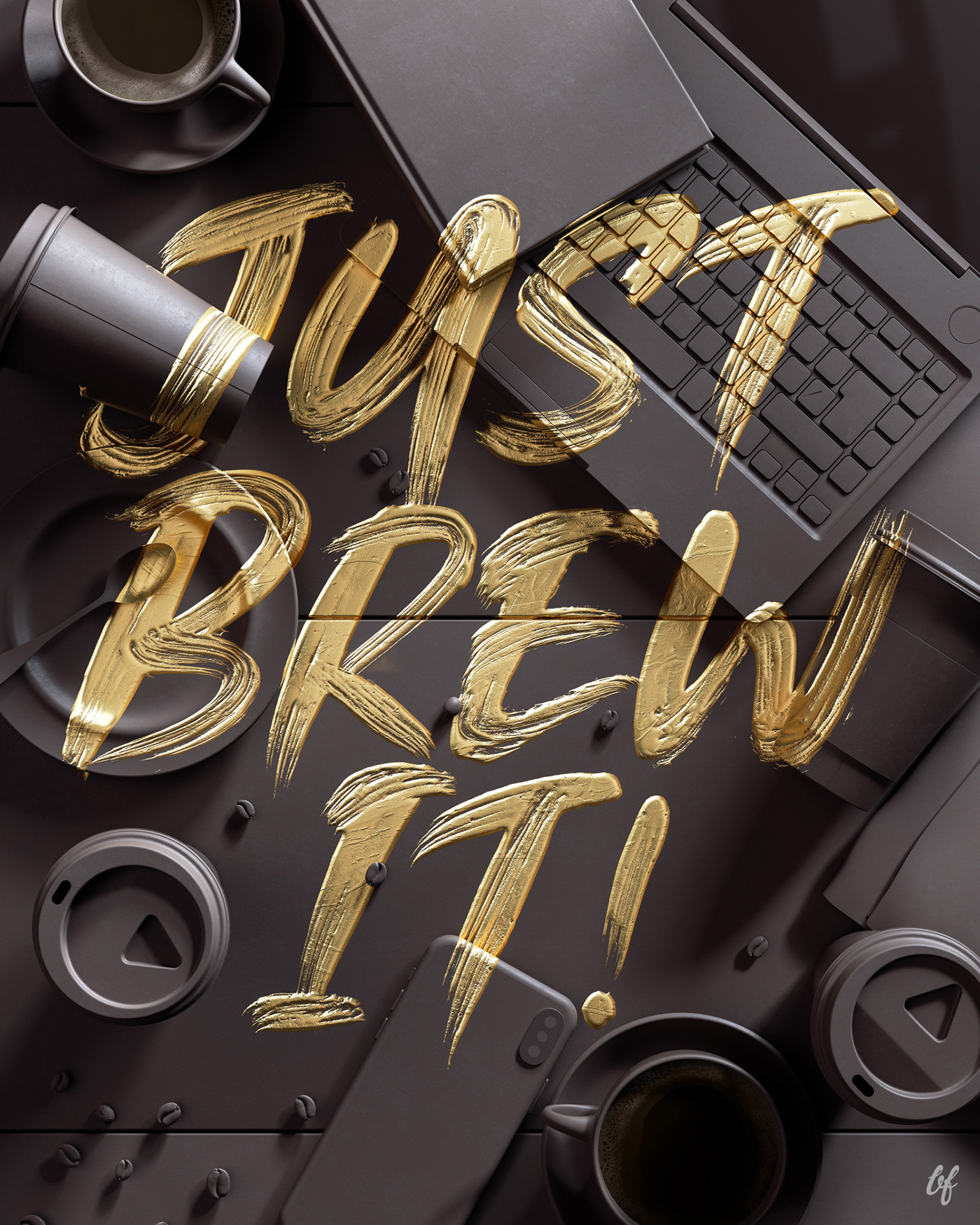 3D,art,CGI,cinema4d,digital,lettering,octane,Render,type,typography