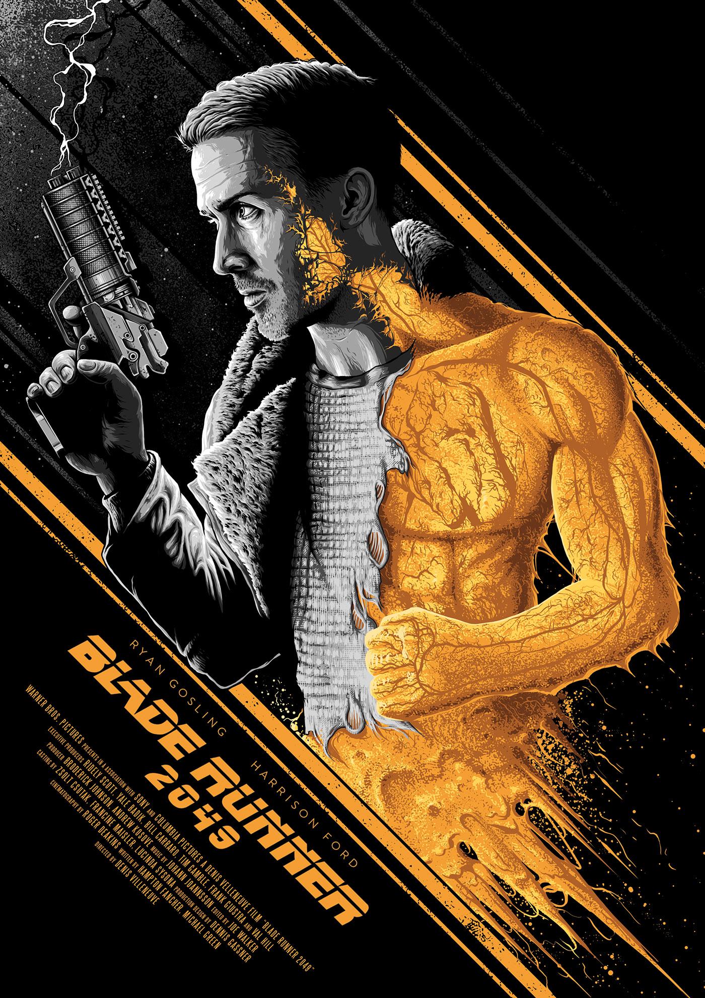 Blade Runner 2049 Teaser Trailer Premieres Showing Ryan