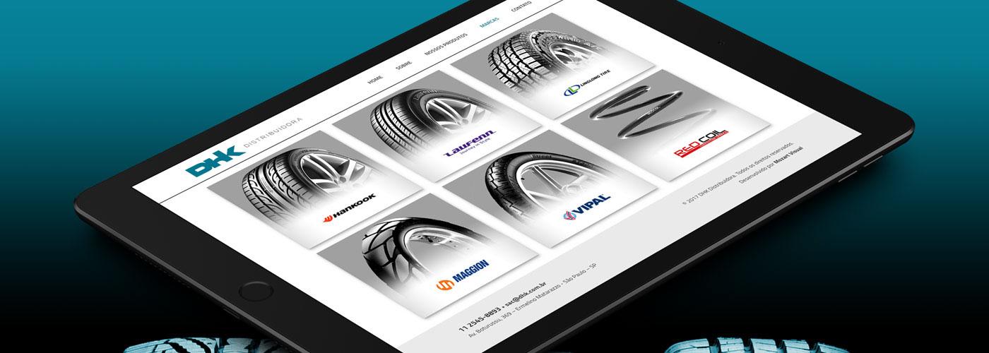 DHK Website