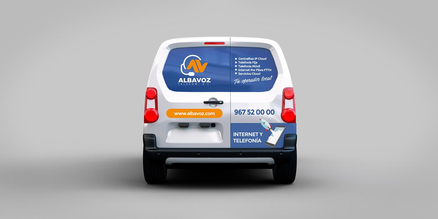 diseño grafico identidad publicidad rotulación Rotulación Vehícular vehiculo