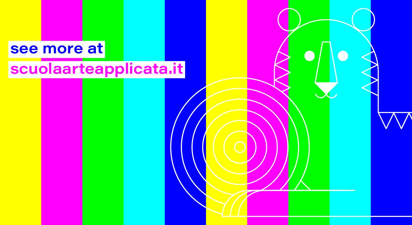 art direction  branding  broadcasting community Education graphic design  ILLUSTRATION  tv video visual identity