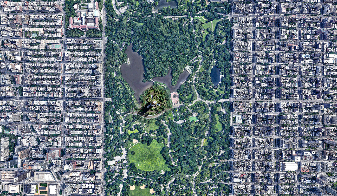 bottle Central Park DIY monument nyc plastic recycling Sustainability upcycling waste