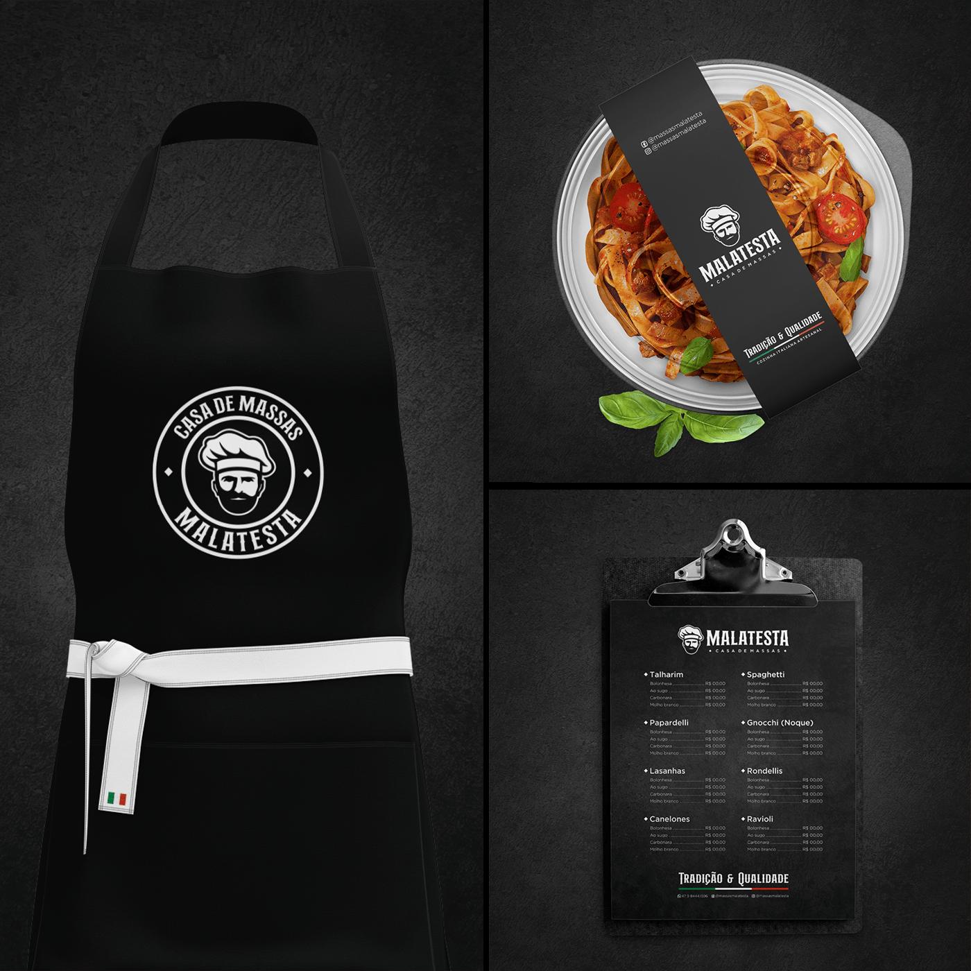Brand Design delivery Design de Logo design gráfico gastronomia identidade visual logo Logotipo marca restaurante