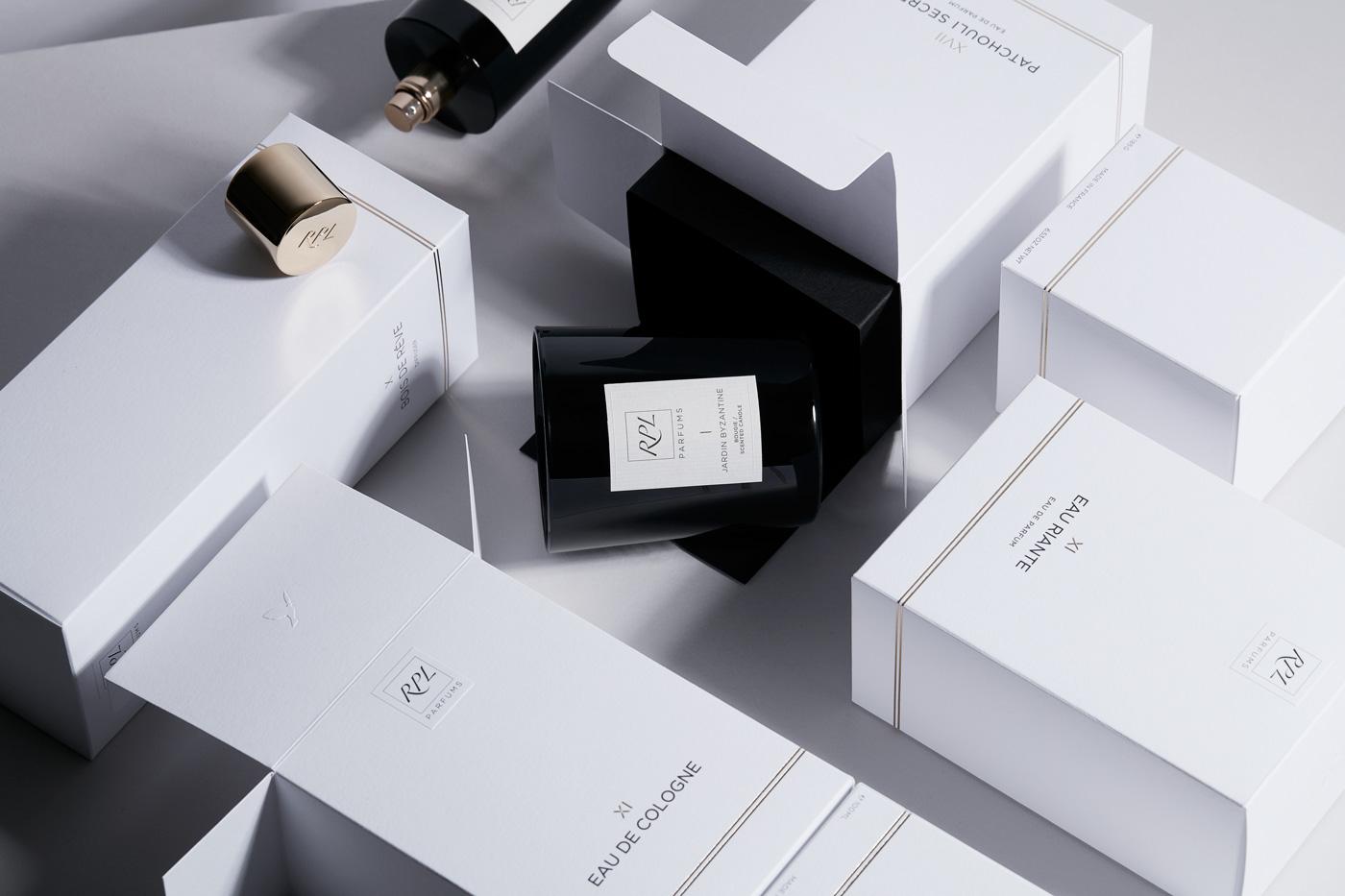 細緻的38個香水包裝設計欣賞