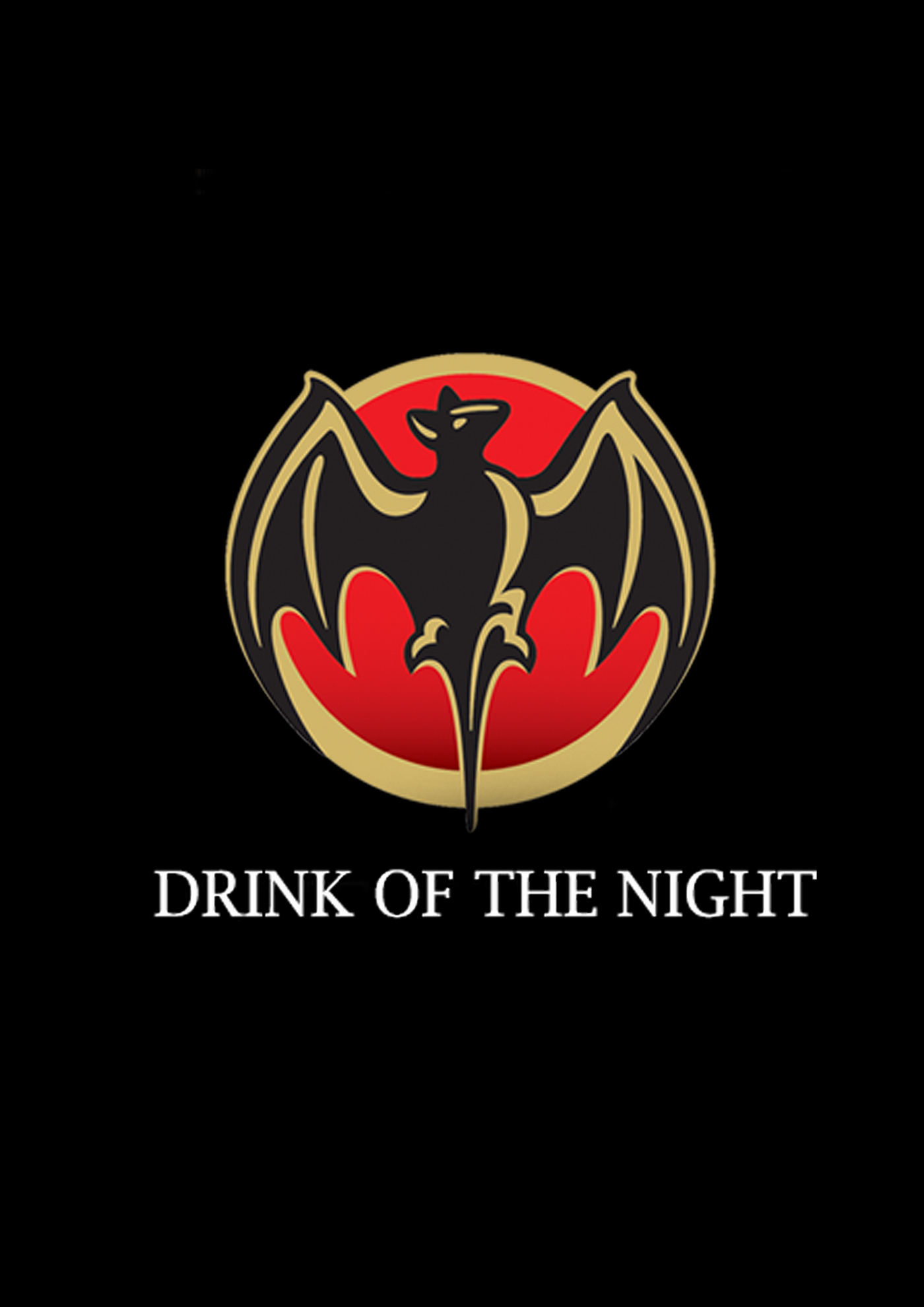 bacardi the drink of the night on behance