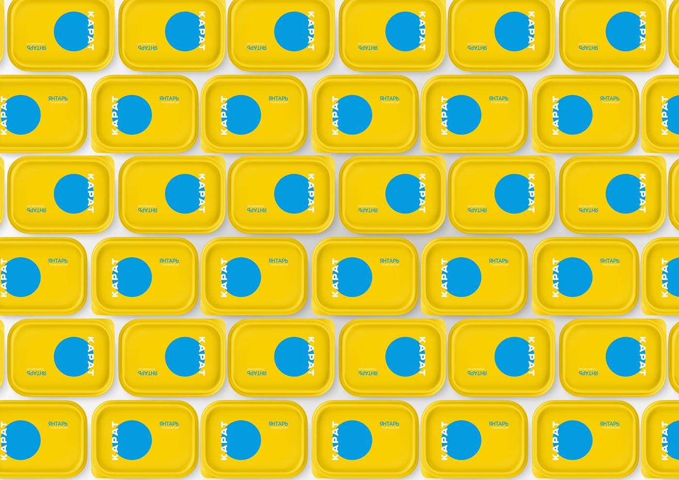 Cheese flat geometric Minimalism Retro